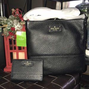 NWT Kate Spade Cora crossbody handbag